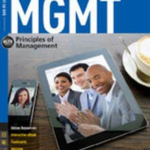 Solution Manual (Complete Download) for MGMT 7, 7th Edition, Chuck Williams, ISBN-10: 1285419669, ISBN-13: 9781285419664, Instantly Downloadable Solution Manual, Complete (ALL CHAPTERS) Solution Manual