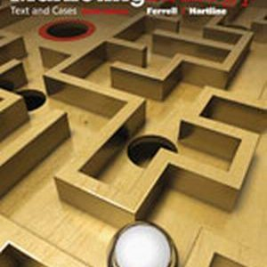 Solution Manual (Complete Download) for Marketing Strategy, Text and Cases, 6th Edition, O. C. Ferrell, Michael Hartline, ISBN-10: 1285073045, ISBN-13: 9781285073040, Instantly Downloadable Solution Manual, Complete (ALL CHAPTERS) Solution Manual