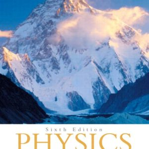 Solution Manual (Complete Download) for Physics: Principles with Applications, 6/E, Douglas C. Giancoli, ISBN-10: 0130606200, ISBN-13: 9780130606204, ISBN-10: 0321569830, ISBN-13: 9780321569837, Instantly Downloadable Solution Manual, Complete (ALL CHAPTERS) Solution Manual