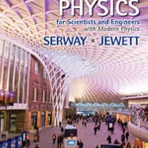 Solution Manual (Complete Download) for Physics for Scientists and Engineers with Modern Physics, 9th Edition, Raymond A. Serway, John W. Jewett, ISBN-10: 1133954057, ISBN-13: 9781133954057, Instantly Downloadable Solution Manual, Complete (ALL CHAPTERS) Solution Manual