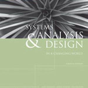 Solution Manual (Complete Download) for Systems Analysis and Design in a Changing World, 4th Edition, John W. Satzinger, Robert B. Jackson, Stephen D. Burd, ISBN-10: 1418836125, ISBN-13: 9781418836122, Instantly Downloadable Solution Manual, Complete (ALL CHAPTERS) Solution Manual