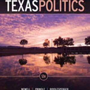 Solution Manual (Complete Download) for Texas Politics, 12th Edition, Charldean Newell, David F. Prindle, James Riddlesperger, ISBN-10: 1111833060, ISBN-13: 9781111833060, Instantly Downloadable Solution Manual, Complete (ALL CHAPTERS) Solution Manual