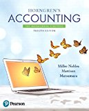 Solution manual for Horngren's Accounting The Managerial Chapters 12th Edition Tracie L. Miller-Nobles, Brenda L. Mattison, Ella Mae Matsumura ISBN 9780134675794